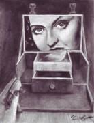 1 Minute Miss Davis Print by Samantha Geernaert