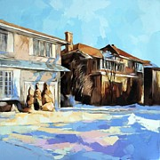 Michael Solovyev - Mont-Royal Town #2