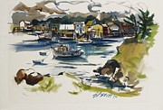 Hazel Stitt - Monteray Harbour