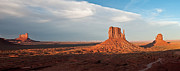 Jim Chamberlain - Monument Valley Sunset