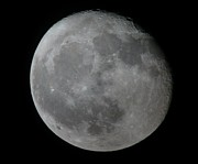 Moon Print by George Leask