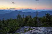 Evening Scenes Photos - Mount Chocorua Scenic Area - Albany New Hampshire USA by Erin Paul Donovan