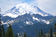 Emelyn McKitrick - Mount Rainier
