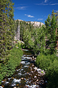 Devils Postpile Photos - Mountain Stream by ELITE IMAGE photography By Chad McDermott