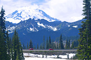 Emelyn McKitrick - Mt. Rainier