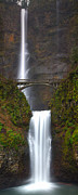 Anthony J Wright - Multnomah Falls