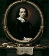 Self-portrait Photos - Murillo, Bartolomé Esteban 1617-1682 by Everett