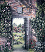 Pathway Pastels - My Secret Garden by Rosemary Colyer