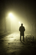 Lee Avison - Mysterious Man At Night...