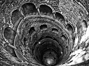 Spiral Staircase Photos - Mystery Tower by Lusoimages