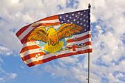 Terry Thomas - Native American Flag