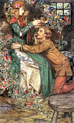 Historically Important Prints - Natural Magic Print by Eleanor Fortescue Brickdale
