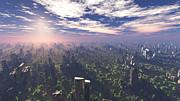Ralf Schreiber - Nature city