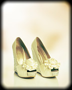 Wedding Art - New Wedding Sandals by Christopher and Amanda Elwell