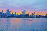 Nyc Digital Art - New York City by Bill Cannon
