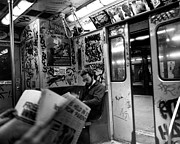Emanuel Tanjala - New York Subway