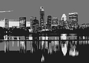 Scott Kelley - Night Skyline BW3