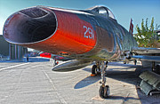 Gregory Dyer - North American Super Sabre QF-100D