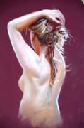 Nude Study Print by Lynda Robinson