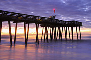 Ocean City Sunrise Print by Dan Myers