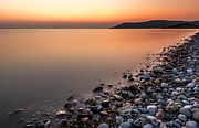 Adrian Evans - Ocean Sunset