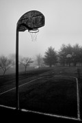 Basketball Court Prints - Off Season Print by Steven Ainsworth