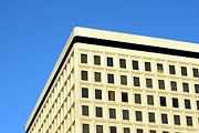 Down Town Los Angeles Photos - Office Building by Henrik Lehnerer