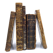 Literature Photos - Old books by Bernard Jaubert