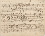 Tilen Hrovatic - Old Music Notes - Bach...