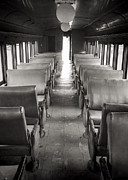 For Ninety One Days - Old Train Seats