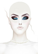 Make-up Prints - One  Print by Yosi Cupano