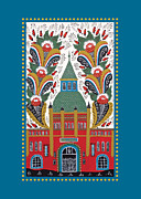 Leif Sodergren - Ostermalmshallen CARD/POSTER