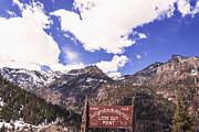 Ouray Colorado Switzerland Of America Print by Janice Rae Pariza