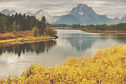 Moran Prints - Oxbow Bend Print by Carolyn Rauh