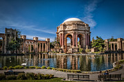 San Francisco Metal Prints - Palace of Fine Arts Metal Print by Sven Stork