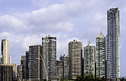 Panama City Prints - Panama City skyline. Panama. Print by Fernando Barozza