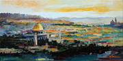 Luke Karcz - Panorama of Jerusalem
