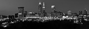 Panoramic Cleveland Print by Frozen in Time Fine Art Photography