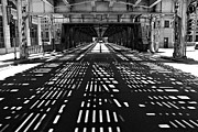 Chicago Photography Posters - Patterns of Light Poster by Jeff Lewis