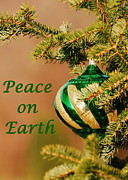 Cheer On Photo Posters - Peace on Earth 2 Poster by Francie Davis