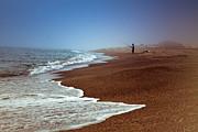 Peaceful Beach Print by Jan Mika