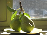 Alfred Ng - pears from our garden