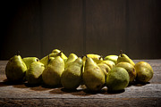 Farm Stand Framed Prints - Pears Framed Print by Olivier Le Queinec