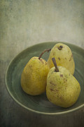 Tabletop Photo Prints - Pears Print by Priska Wettstein