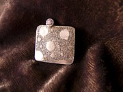 Stone Jewelry Originals - Pendant with stone by Patricia  Tierney