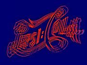 Pepsi Cola Print by Susan Candelario