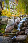 Inge Johnsson - Perfection Lakes Falls