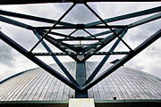 Mellon Arena Prints - Perspectives Mellon Arena Print by Amy Cicconi