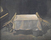 Henry Goode - Piano Table and Chairs