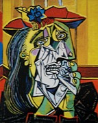 Pablo Picasso Digital Art Prints - Picasso Print by Rob Hans
